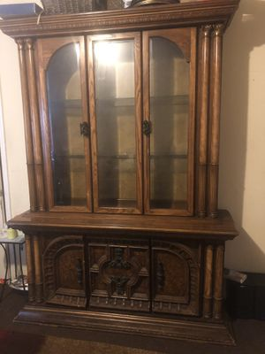 China Cabinet (Antique) for Sale in Stoughton, MA