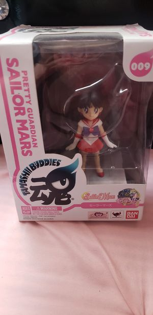 Sailor Mars anime figure sailor moon for Sale in Las Vegas, NV