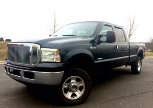 '05 Ford F-350 Turbo Diesel FX4 LB Southern Truck NO RUST! for Sale in Dulles, VA