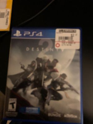 Destiny for ps4 for Sale in Brandywine, MD