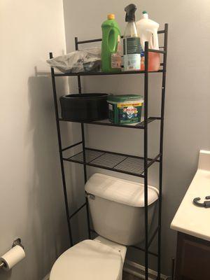 Over the toilet shelf for Sale in Chesapeake, VA