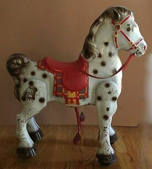 1950's Mobo Horse. for Sale in Kennewick, WA