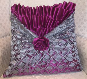 Handmade New Antique Decorative Pillow for Sale in Ashburn, VA