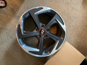 Hyundai Velosters 2nd gen ultimate wheels for Sale in Sumner, WA