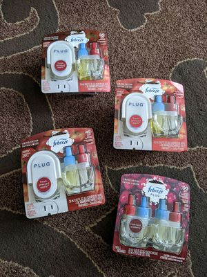 Febreze home fragrance plug oils. for Sale in Everett, WA