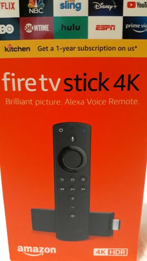 Firestick 4k for Sale in Modesto, CA