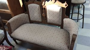 Antique 1800's Settee for Sale in Poway, CA