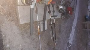 2 cycle lawn equipment for Sale in Gulfport, FL
