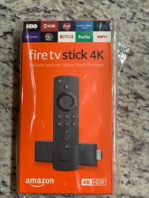 Amazon FireStick 4k (Loaded J/B) for Sale in Coronado, CA