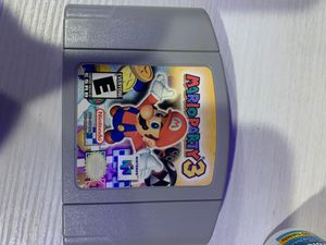 Mario party 3 n 64 for Sale in South Lake Tahoe, CA