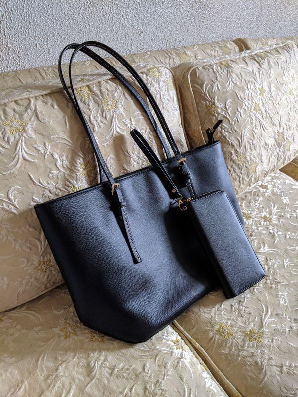Work/Laptop Bag with wristlet