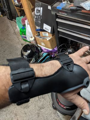 Carpal tunnel wristbands left and right for Sale in Beaverton, OR
