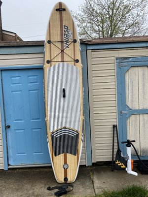 Thurso Inflatable Paddleboard + Extras for Sale in Virginia Beach, VA