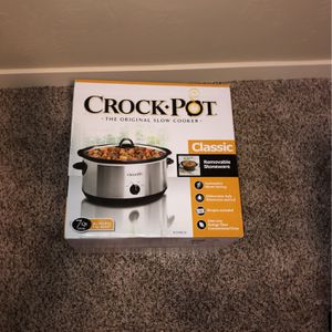Brand New Crock-Pot Never Opened for Sale in Twin Falls, ID