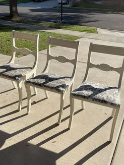 Three Chairs for Sale in Corona,  CA