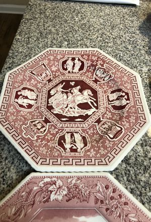 SPODE set of 4 plates from England for Sale in Largo, FL