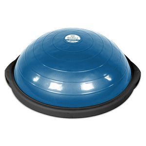 Bosu 50-Centimeter Non-Slip Travel-Size Home Gym Workout Balance Trainer, Blue for Sale in Canoga Park, CA