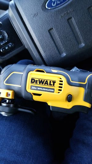 DeWalt multi-tool for Sale in Darnestown, MD