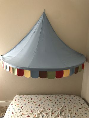 Kids bedroom/toy-room canopy from Ikea for Sale in Corona, CA