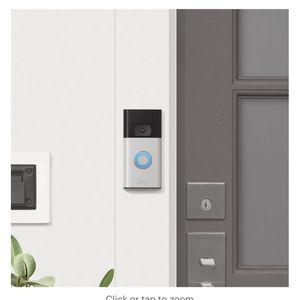 Ring Video Doorbell for Sale in Escondido, CA