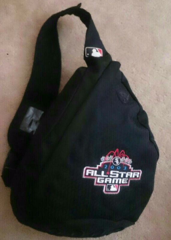 Sling bag white sox 2003 all star games