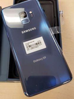 "Samsung Galaxy S9 64GB FACTORY UNLOCKED"" Like new with warranty for Sale in Washington,  DC"