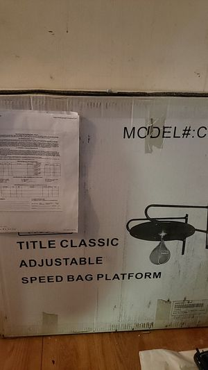 title model csbp2 for Sale in Chicago, IL