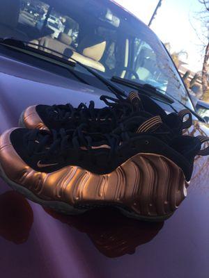 Foamposites one copper for Sale in Fresno, CA