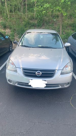 2002 Nissan Altima 2.5 for Sale in Towson, MD