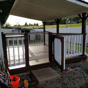 SELLING DECK AND ROOF for Sale in Vancouver, WA