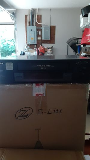 SHARP VCR PLUS for Sale in CORNWALL Borough, PA