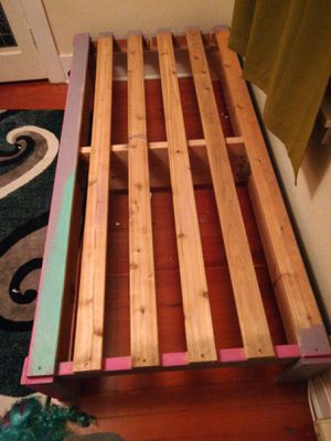 Kids twin size Bed frame for Sale in Seattle, WA