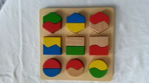 Wooden puzzle toy for Sale in GRANT VLKRIA, FL