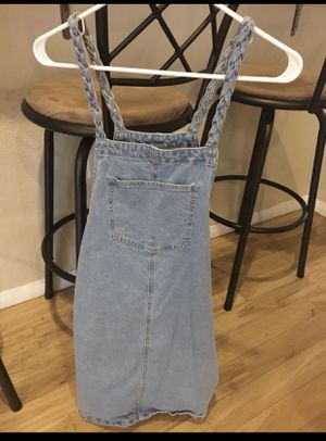 Forever 21 Plus Size Jean Dress Size Xlrg Used only once for Sale in Whittier, CA