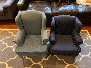 Kids arm chairs, great for reading! for Sale in Sumner, WA