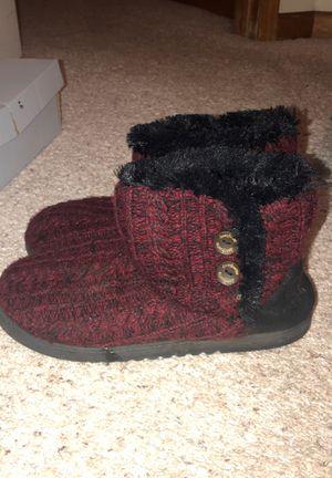 Dearfoam winter boots for Sale in Colorado Springs, CO