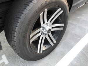 MB Rim and tires for Sale in Huntington Beach, CA