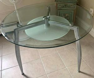 Glass Top Kitchen Table for Sale in NJ, US