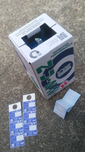 Brand New Sealed Full R22 Enhanced freon NU22-B tank New in box for Sale in Houston, TX
