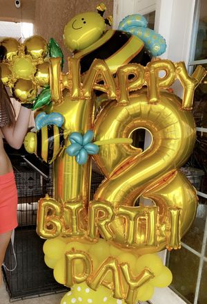 18th birthday balloon for Sale in Whittier, CA