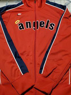 Nike Los Angeles Angels Mens Baseball Full Zipper Sweatshirt for Sale in San Bernardino,  CA