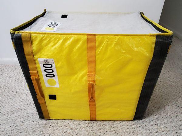 Heavy Duty Canvas Bag / Box