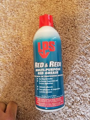 Lps red grease for Sale in Tuscola, TX