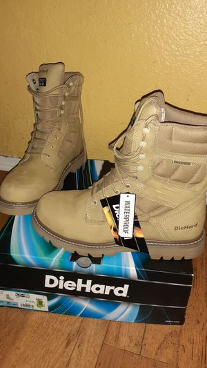 Work boots for Sale in Palmdale, CA