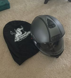 Speed and strength motorcycle helmet for Sale in Oakdale, PA