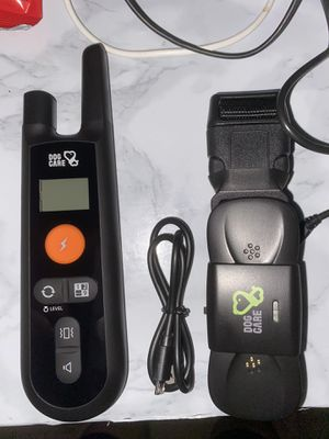 Dog training collar with remote control for Sale in Hemet, CA