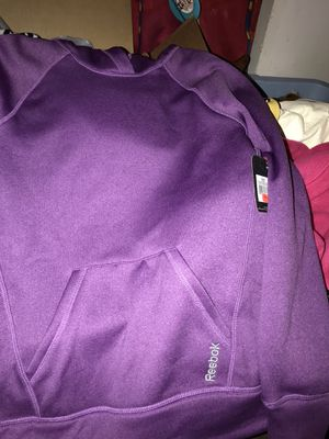 brand new reebok hoodie 💓 for Sale in South Park Township, PA