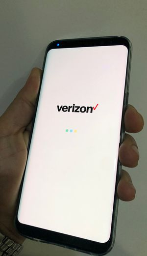 Verizon Samsung Galaxy S8+ Plus 64GB Factory Unlocked + Case in Excellent Condition (PRICE IS FIRM) for Sale in Chatsworth, CA