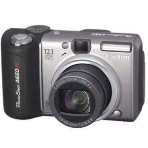 Canon A650 IS Camera for Sale in Colma, CA