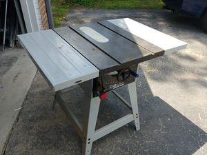 Delta Shop Table Saw for Sale in Glendale Heights, IL